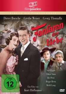 Fanfaren der Liebe, DVD