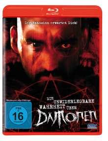 Die unwiderlegbare Wahrheit über Dämonen (Blu-ray), Blu-ray Disc