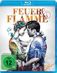 Feuer & Flamme (2019) (Blu-ray), Blu-ray Disc