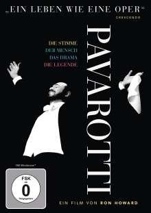 Pavarotti (2019), DVD