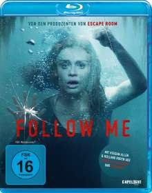 Follow Me (2020) (Blu-ray), Blu-ray Disc