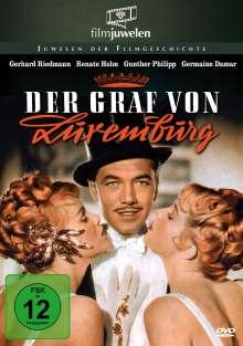 Der Graf von Luxemburg, DVD