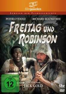 Freitag und Robinson, DVD