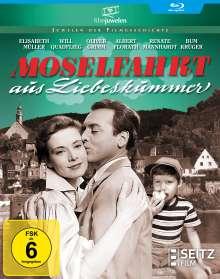 Moselfahrt aus Liebeskummer (Blu-ray), Blu-ray Disc