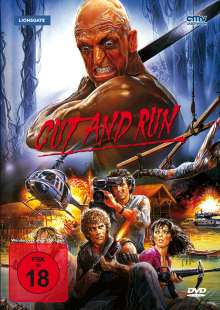 Cut and Run, DVD