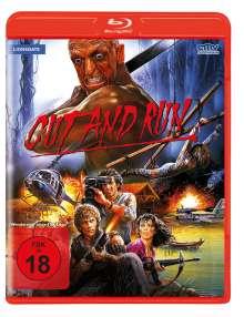 Cut and Run (Blu-ray), Blu-ray Disc