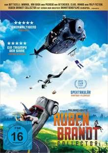 Ruben Brandt, Collector, DVD