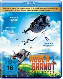Ruben Brandt, Collector (Blu-ray), Blu-ray Disc