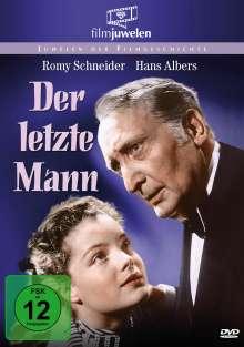 Der letzte Mann (1955), DVD