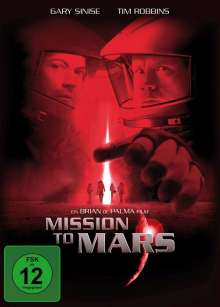 Mission to Mars (Blu-ray & DVD im Mediabook), 1 Blu-ray Disc und 1 DVD