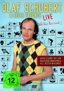 Olaf Schubert: Ich bin bei euch! - live, DVD