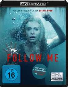 Follow Me (2020) (Ultra HD Blu-ray), Ultra HD Blu-ray