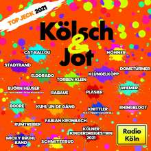Koelsch & Jot-Top Jeck 2021, CD
