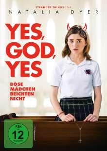 Yes, God, Yes - Böse Mädchen beichten nicht, DVD