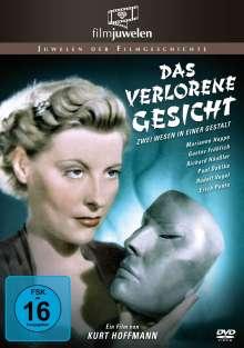 Das verlorene Gesicht, DVD