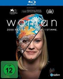Woman (OmU) (Blu-ray), Blu-ray Disc