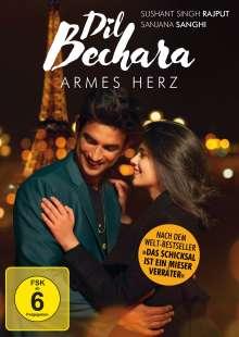 Dil Bechara - Armes Herz, DVD