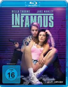 Infamous (Blu-ray), Blu-ray Disc