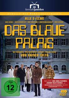 Das blaue Palais (Komplette Filmreihe), 3 DVDs
