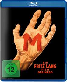 M - Eine Stadt sucht einen Mörder (Blu-ray), Blu-ray Disc