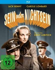 Sein oder Nichtsein (1942) (Blu-ray), Blu-ray Disc