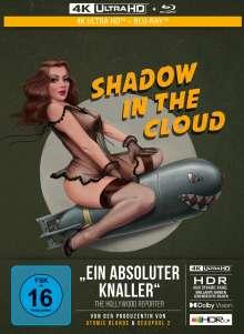 Shadow in the Cloud (Ultra HD Blu-ray & Blu-ray im Mediabook), 1 Ultra HD Blu-ray und 1 Blu-ray Disc