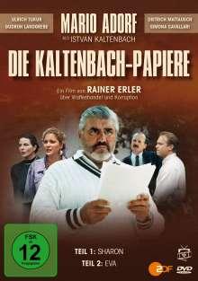 Die Kaltenbach-Papiere, DVD