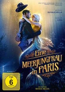 Eine Meerjungfrau in Paris, DVD