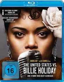 The United States vs. Billie Holiday (Blu-ray), Blu-ray Disc