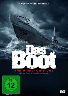 Das Boot (1981), DVD