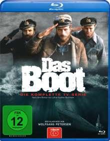 Das Boot (TV-Serie) (Blu-ray), 2 Blu-ray Discs