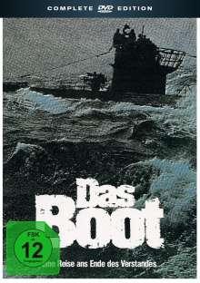 Das Boot (Complete Edition), 5 DVDs und 3 CDs