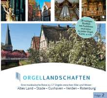 Orgellandschaften Vol.2, CD