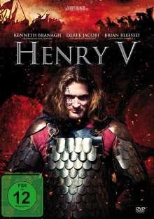 Henry V., DVD