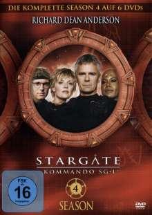 Stargate Kommando SG1 Season 4, 6 DVDs