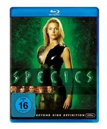 Species (Blu-ray), Blu-ray Disc