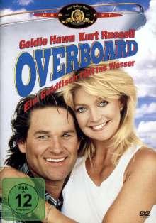Overboard - Ein Goldfisch fällt ins Wasser, DVD