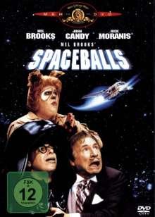 Mel Brooks' Spaceballs, DVD