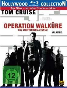 Operation Walküre - Das Stauffenberg-Attentat (Blu-ray), Blu-ray Disc