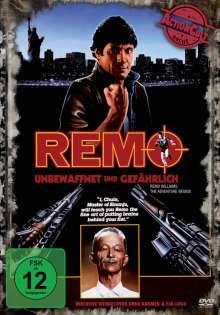 Remo - Unbewaffnet und gefährlich, DVD
