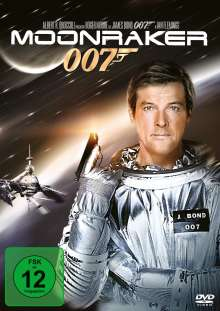 James Bond: Moonraker, DVD