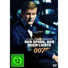 James Bond: Der Spion, der mich liebte, DVD