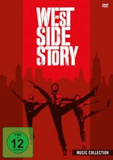 West Side Story, DVD