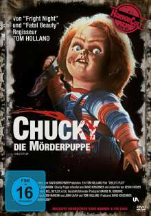 Chucky, die Mörderpuppe, DVD