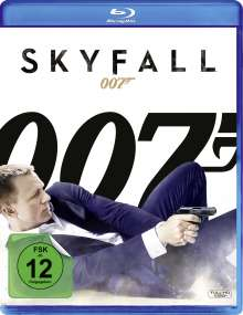 James Bond: Skyfall (Blu-ray), Blu-ray Disc