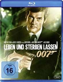James Bond: Leben und sterben lassen (Blu-ray), Blu-ray Disc