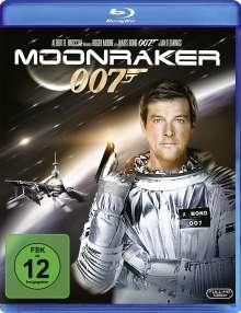 James Bond: Moonraker (Blu-ray), Blu-ray Disc