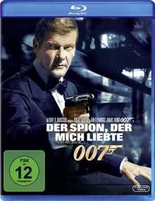 James Bond: Der Spion, der mich liebte (Blu-ray), Blu-ray Disc