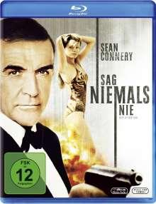 James Bond: Sag niemals nie (Blu-ray), Blu-ray Disc