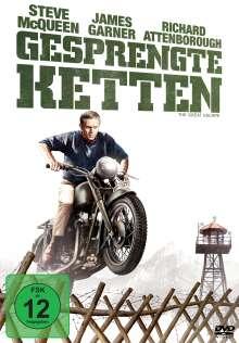 Gesprengte Ketten (1963), DVD